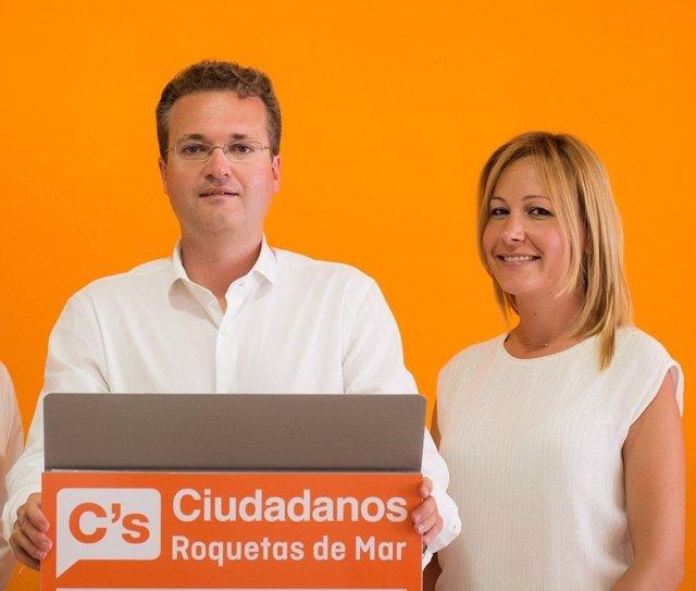 Diego Clemente, diputado nacional de Ciudadanos por Almería