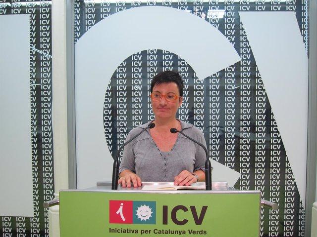 Marta Ribas, ICV