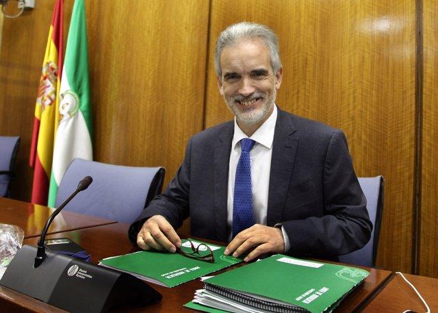 Aquilino Alonso presenta el presupuesto 2017 para Salud