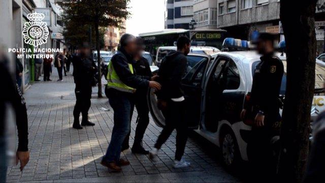 Detencíon De Autores Paliza Y Robo Al Cura De San José Obrero De Vigo Que Entró