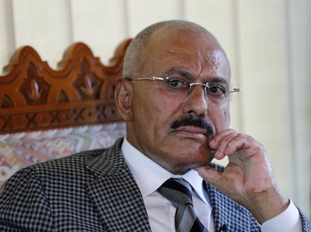 El expresidente de Yemen Alí Abdulá Salé