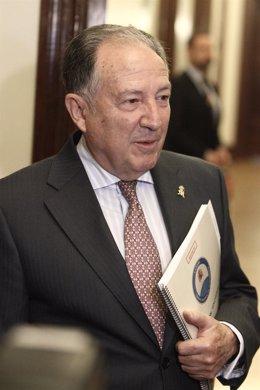 El director del CNI, Félix Sanz Roldán
