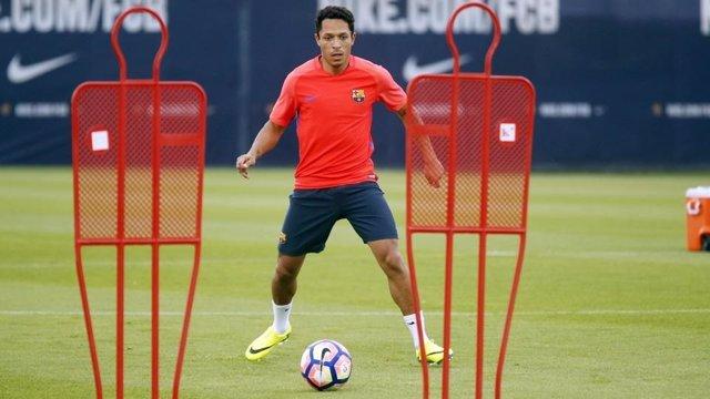 Adriano Correia Barcelona