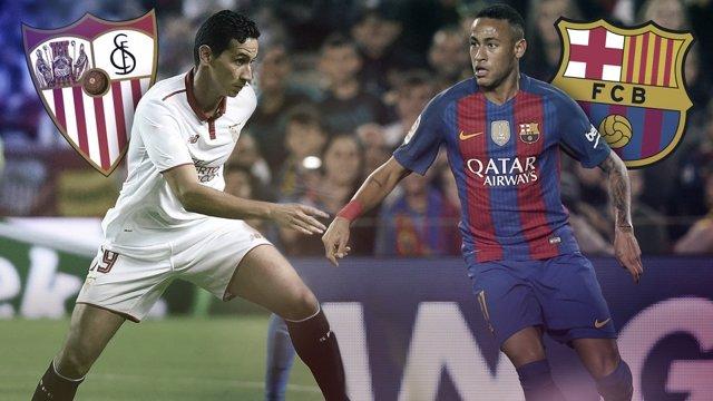 Ganso y Neymar