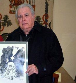 Eugenio chicano pintor malagueño
