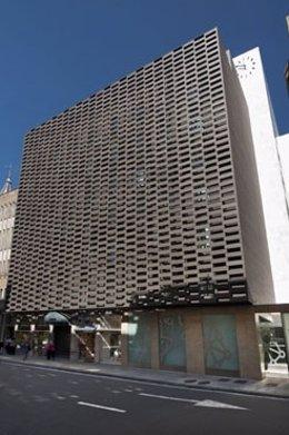 Edificio de Hacienda.