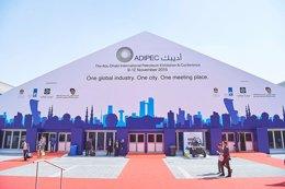 Feria ADIPEC 2016
