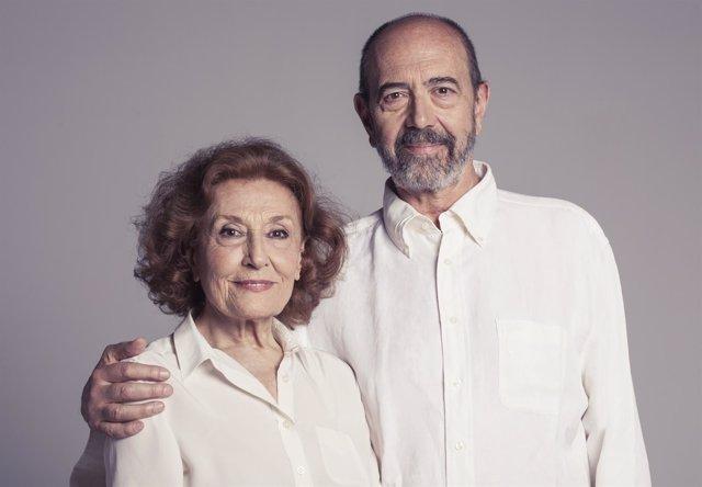 Nota De Prensa Julia Gutiérrez Caba Y Miguel Rellán Se Cruzan En Cartas De Amor