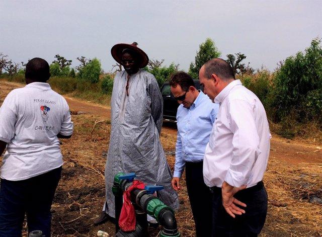 Misión comercial a Senegal