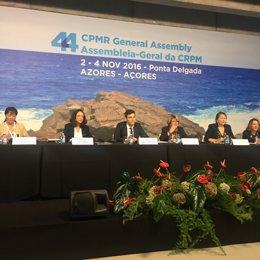 Np Y Foto Conferencia De Regiones Periféricas Marítimas