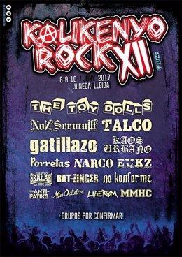 KALIKENYO ROCK
