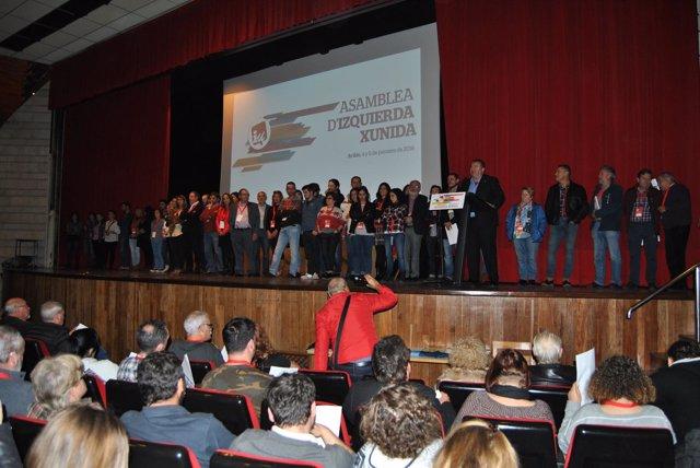 Asamblea IU Asturias