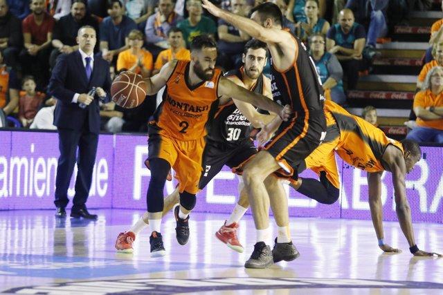 El Valencia Basket cae en Fuenlabrada