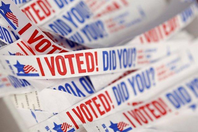 Votación en Estados Unidos