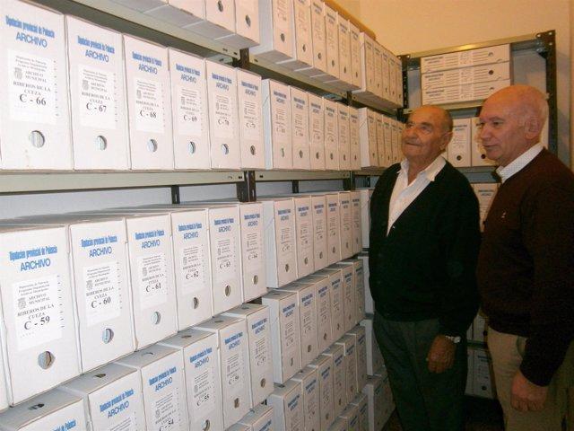 Archivo de Riberos de la Cueza.