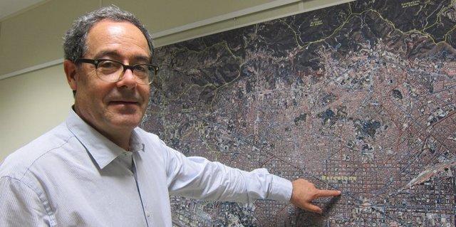 El director estratégico de la unión del tranvía, Pere Macias