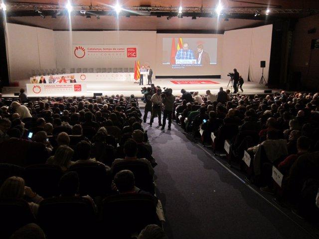 XIII Congreso del PSC