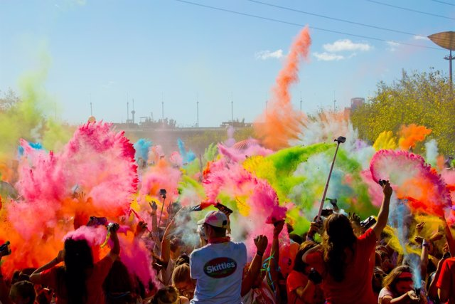 The Color Run en Sevilla