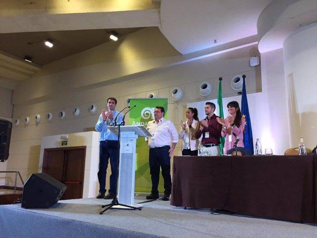 Congreso constituyente de Andalucía por sí