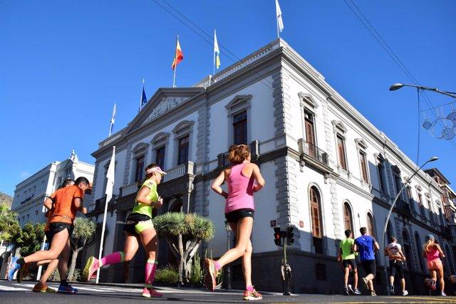 III Maraton Santa Cruz