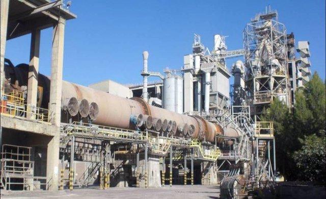 Fábrica de cemento de Lorca