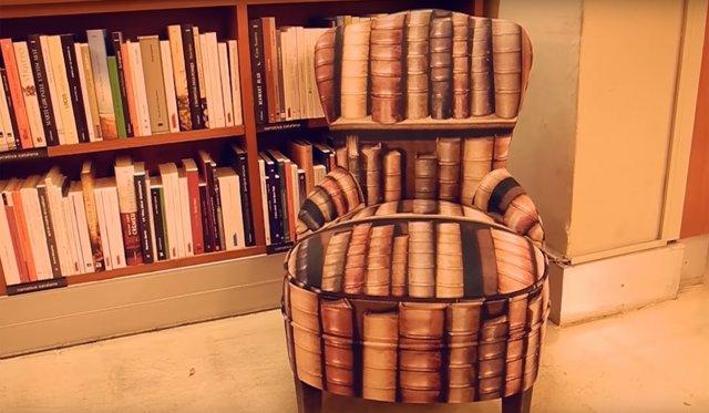 Bibliotecas como en casa