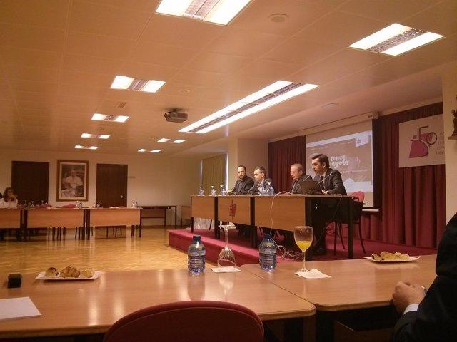 Presentación del portal de donativos de CEE