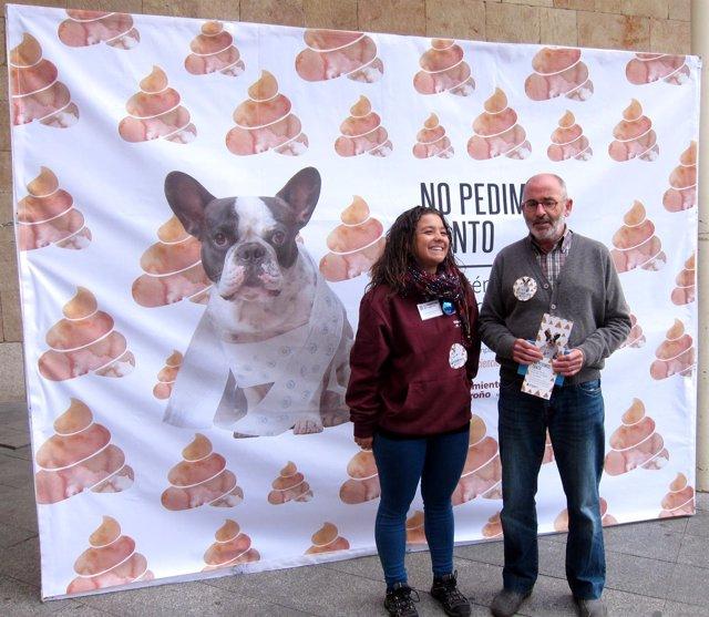Ruiz Tutor y Janda, en la presentación de la campaña