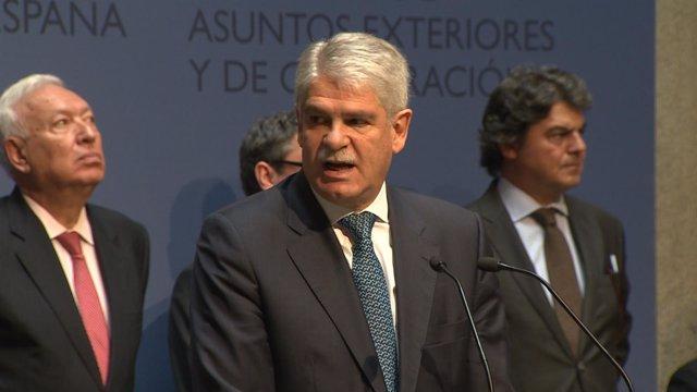"Dastis dispuesto a demostras que ""España está de vuelta"""