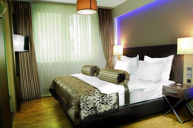 Habitación de Axel Hotels en Berlín