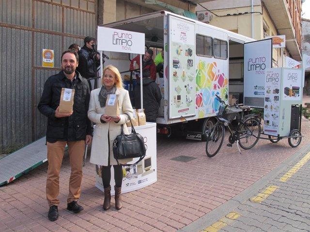 Medio Ambiente Inicia Una Campaña Para Impulsar El Servicio De Recogida De Resid