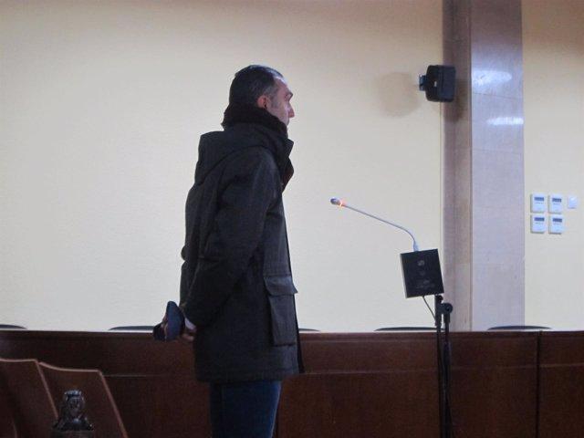 El acusado ante el tribunal