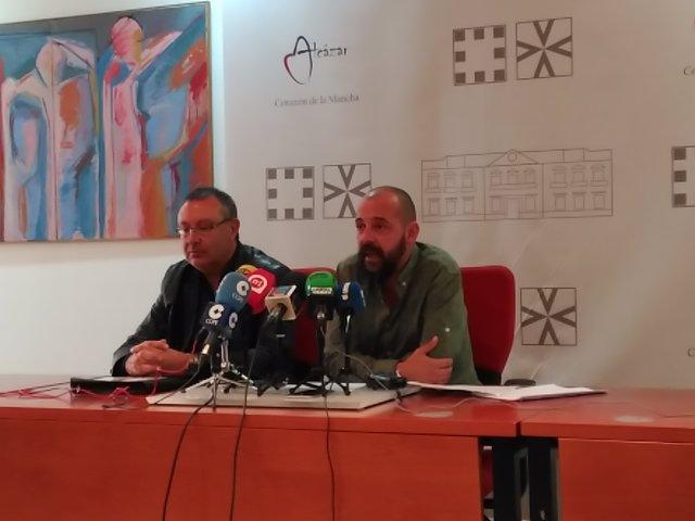 """NP Presentados Los Encuentros Cervantinos Y Exposición """"De Un Lugar De La Mancha"""