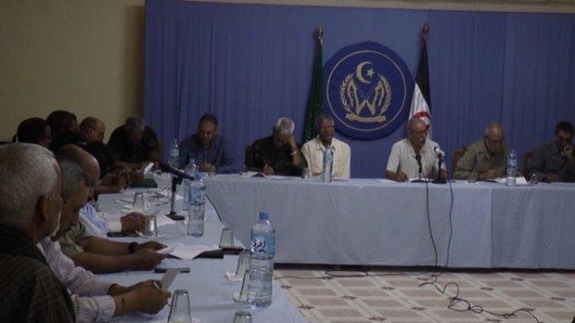 Reunión del Secretariado Nacional del Frente Polisario
