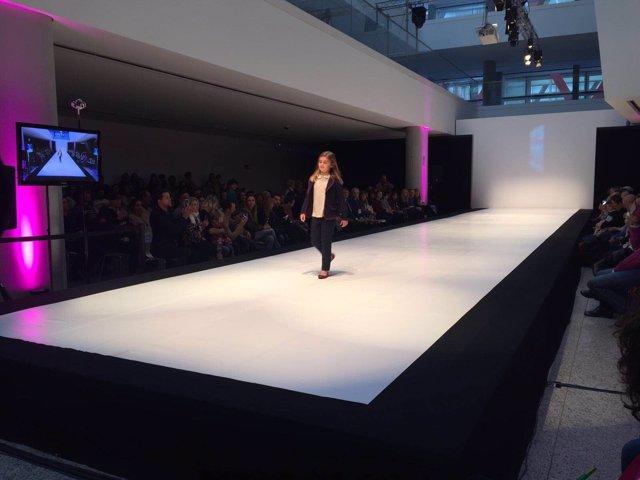 Inauguración de la Pasarela de la Moda de CyL