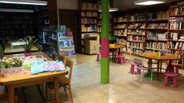 La Biblioteca De Longares Inicia Una Nueva Etapa Cargada De Actos