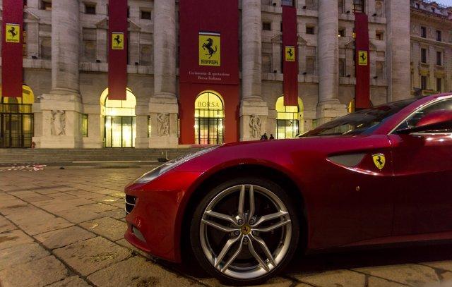 Recurso de Ferrari