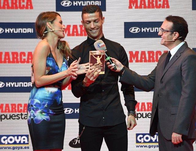 Cristiano Ronaldo Premios Marca