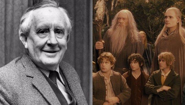 Tolkien, El señor de los anillos