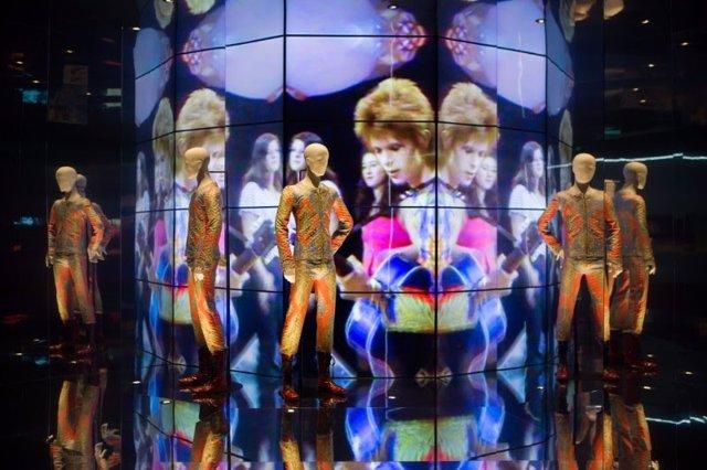 Exposición sobre David Bowie en Australia