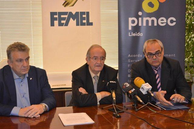 J,Saltó, J.Gonzále y E.Geau