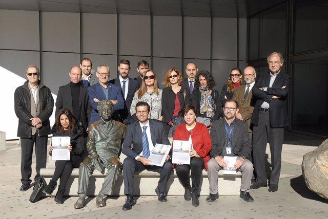 Presentación de la candidatura de Ciudad de la Ciencia