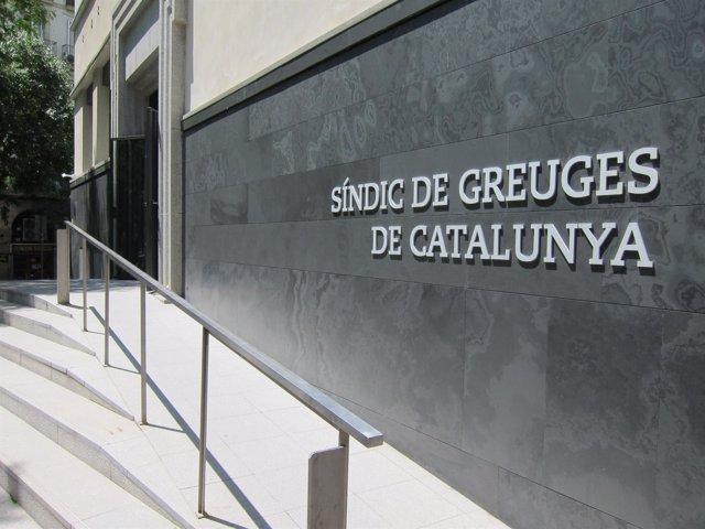 Sede del Síndic de Greuges de Catalunya