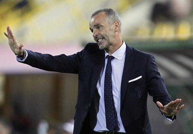 Stefano PIoli, entrenador del Inter