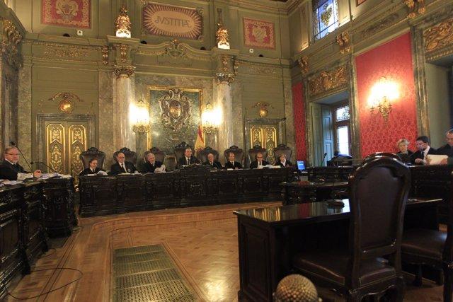 Vista en el Tribunal Supremo