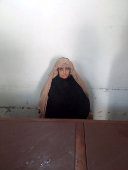 Sharbat Gula, la 'niña afgana' de la portada de 'National Geographic' en 1985