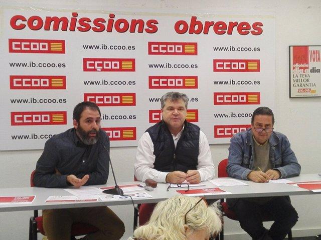 CCOO Baleares