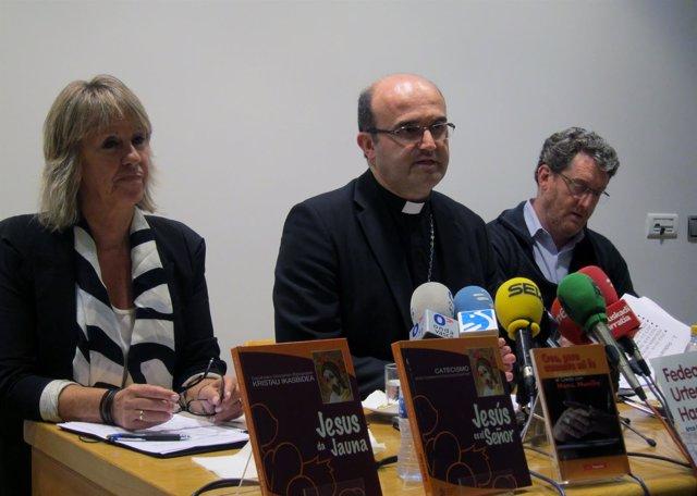 El Obispo de San Sebastián Jose Ignacio Munilla
