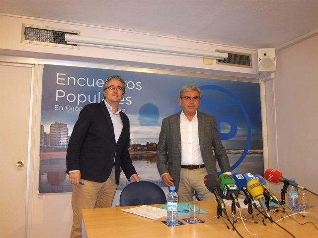 Mariano Marin Y Pablo Glez PP