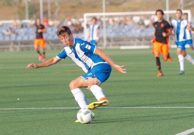 Marc Gual Espanyol